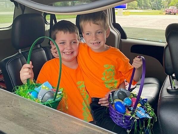 2020 Easter Egg Baskets